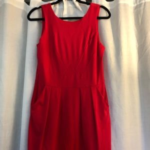 Amanda Uprichard Red Dress